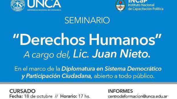"""Seminario """"Derechos Humanos"""""""