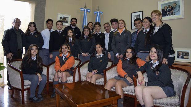 """Alumnos de la Capital al """"Encuentro Nacional de Jóvenes Astrónomos"""""""