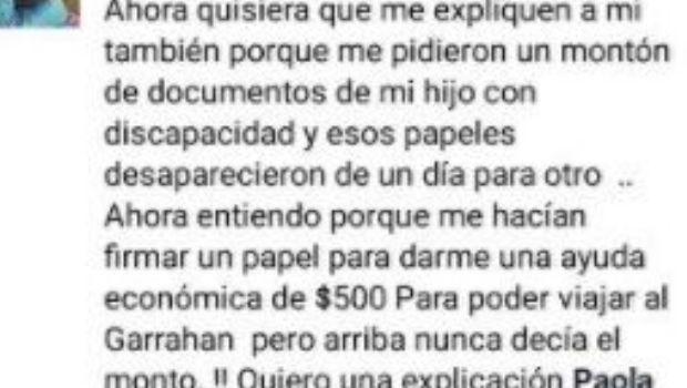 """Denunciaron a diputada por una estafa al """"loco"""" Rafa"""