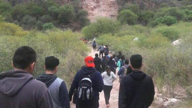 Alumnos de Recreo viajaron al Shincal y a las Ruinas de Los Quilmes