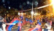 Este fin de semana se viven los carnavales en Recreo
