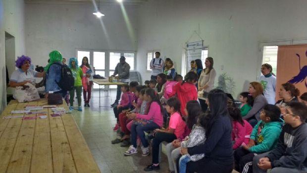 """Municipio en tu Barrio"" en las 500 Viviendas Norte"