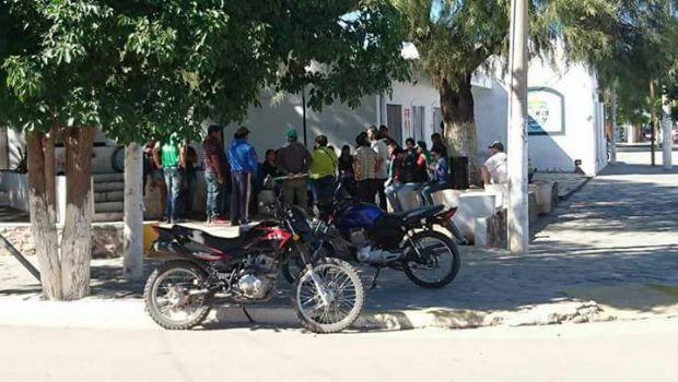 Municipales de Recreo piden 4 mil pesos de aumento