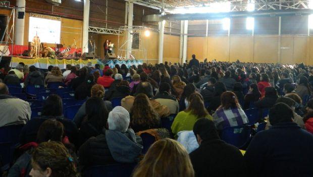 Cerca de 2000 educadores y agentes en el Congreso de Formación