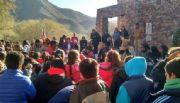 Celebraron el Inti Raymi en el Shincal de Quimivil