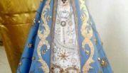 Parroquia San Roque: la Imagen de la Virgen del Valle visita el interior