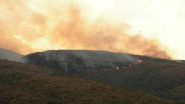 El incendio fue controlado pero arrasó con más de 2500 hectáreas