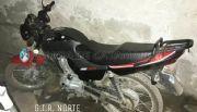 Recuperan una moto robada en un taller del barrio Eva Perón