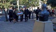 La Policía rindió homenaje a San Martín