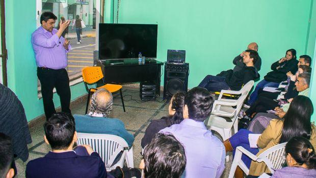 """Charla debate """"Estado y Gobierno"""""""