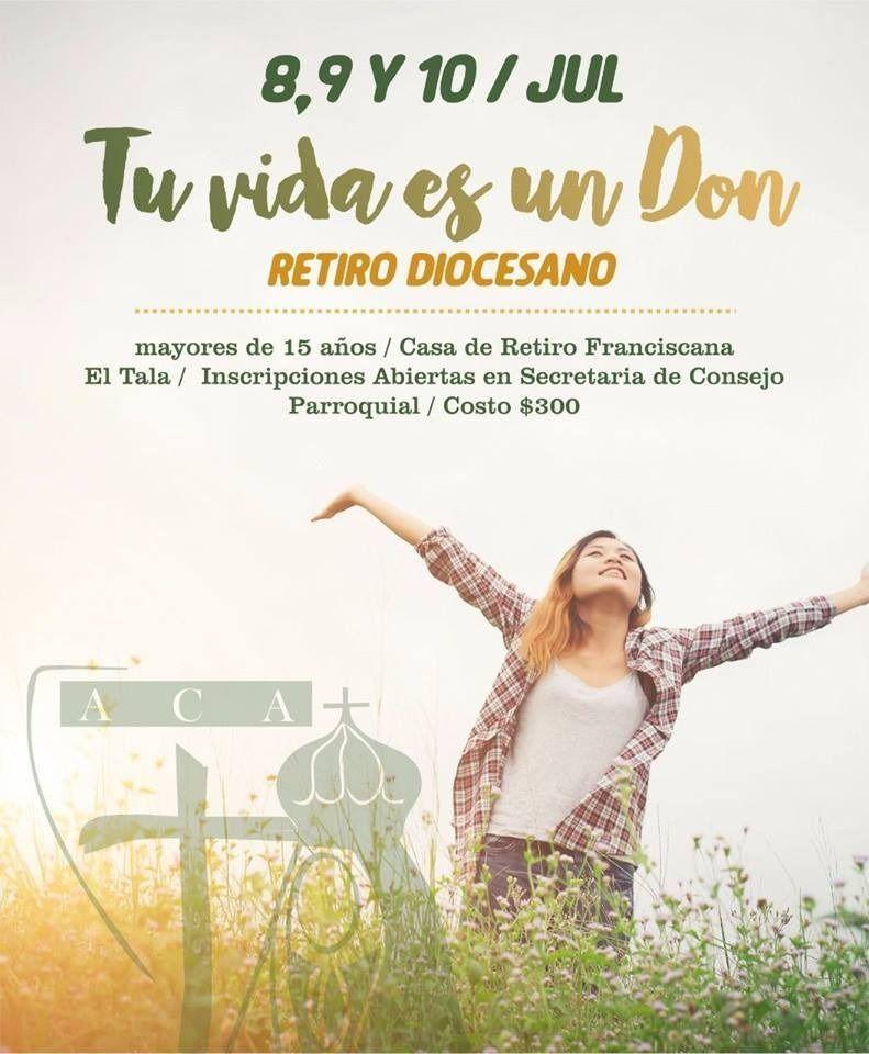 Retiro Espiritual Para Jóvenes De Acción Católica Catamarca Actual