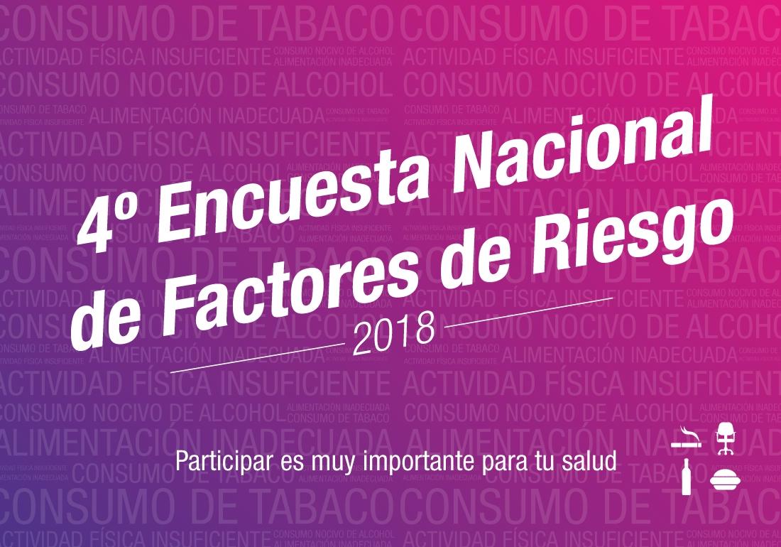 8c93aa71c Encuesta Nacional de Factores de Riesgo de enfermedades no transmisibles