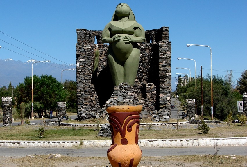 La AGAP en Santa María - Catamarca Actual