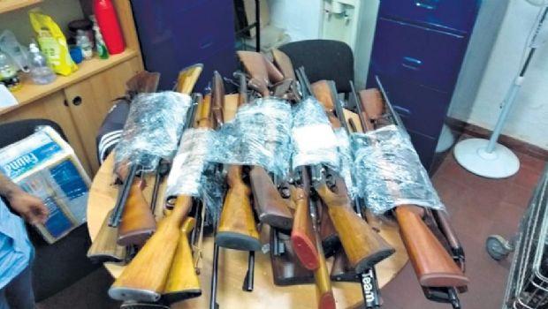 Apoderado de Cambiemos detenido con un arsenal