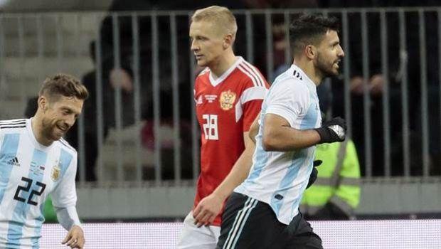 Argentina, con variantes, enfrenta a Nigeria