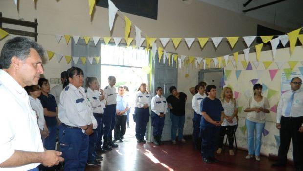 La Virgen del Valle visita Tránsito Municipal el Concejo Deliberante
