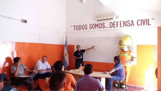 """Ultiman detalles para el simulacro en el Aeropuerto """"Felipe Varela"""""""