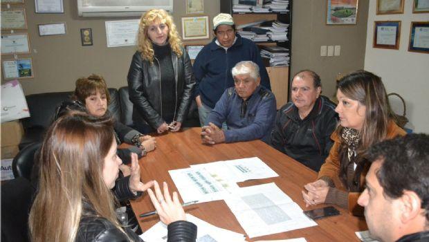 Con fondos provinciales, trabajan para mejorar el PCPC