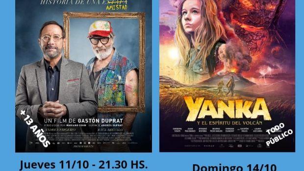 Dos nuevos estrenos en el Espacio INCAA Catamarca
