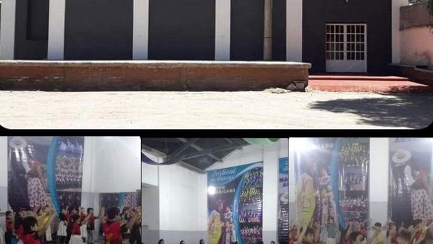 Polémica por el cierre de una academia de danzas en Belén