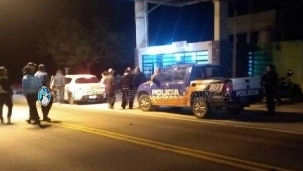 Desbaratan una banda narco, secuestran armas, droga y detienen a varias personas