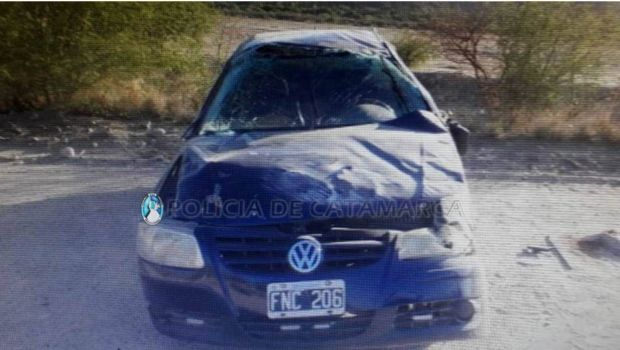 Tres heridos en tres accidentes en Belén