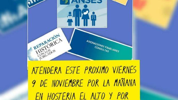 ANSES en El Alto