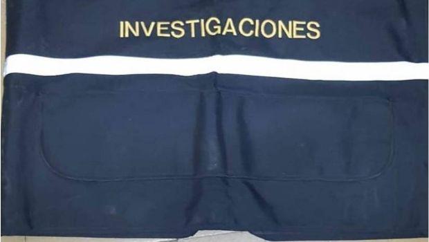 Esclarecen el robo en un local de ropa