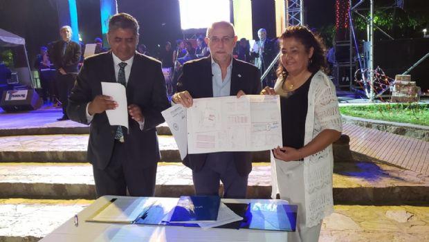 La UNCA invertirá 10 millones para la primera etapa de la sede en Belén