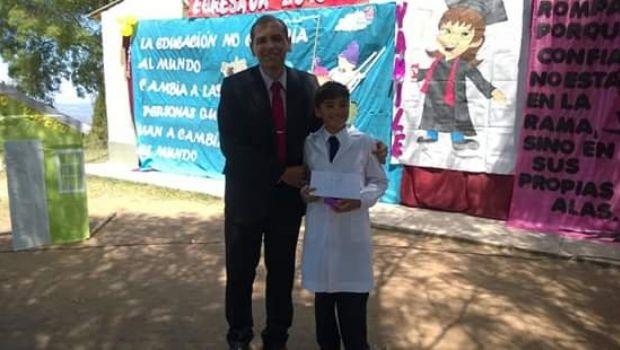 Cierre del ciclo lectivo 2018 en las escuelas de Mutquín