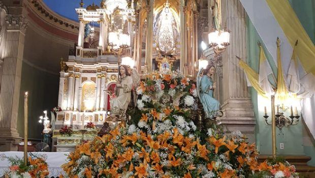 """Padre Díaz: """"Uno renueva año a año la experiencia del amor a la Virgen"""""""