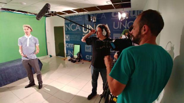 UNCA TV presenta ¿Y Ahora?, la primera ficción web