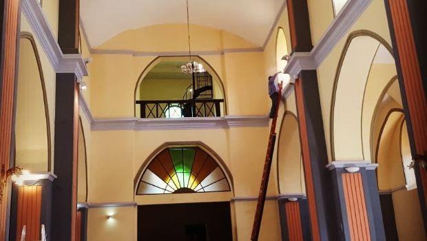 Una multitud participará de la inauguración de la Iglesia de Andalgalá