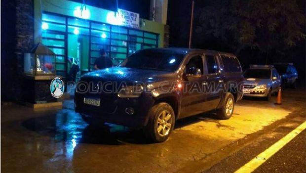 Secuestran mercadería ilegal en el puesto caminero El Portezuelo