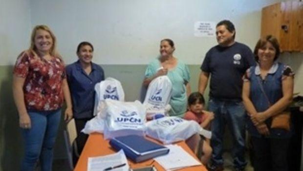 UPCN visitó a sus afiliados en Andalgalá