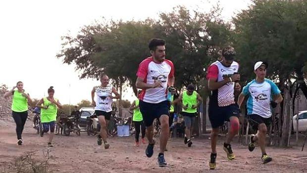 Con éxito se cumplió la primera carrera de Running