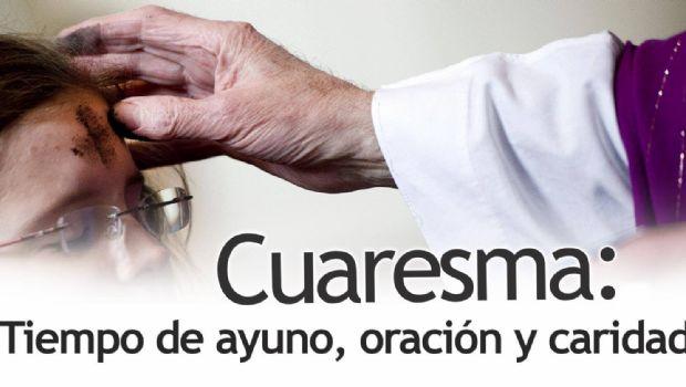 Con el Miércoles de Ceniza, comienza la Cuaresma