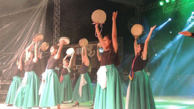 Pozo de Piedra brilló con el Festival del Chimbote Calchaquí