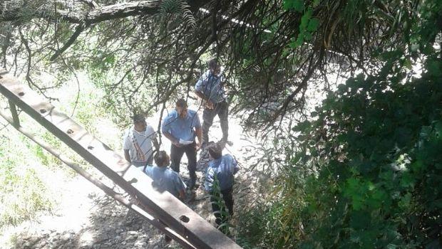 Identificaron al cuerpo sin vida encontrado Tres Puentes