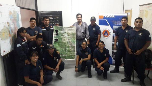 Bomberos de Santa María y Belén colaboraron con los inundados en Salta