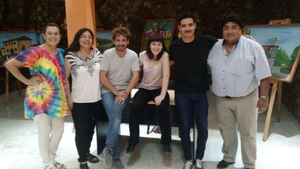 """El Circuito Teatro Va 3! llegó a Pomán con """"La Niña Jamón"""""""