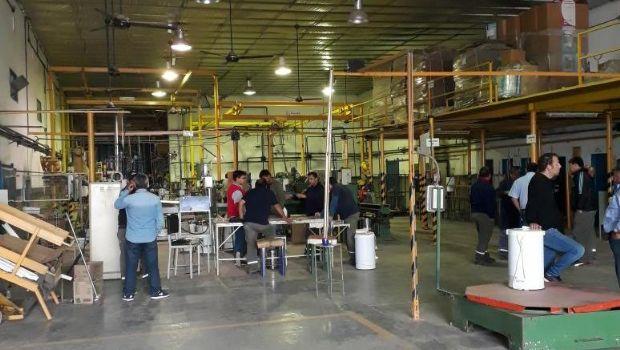 Producción asistirá a los ex trabajadores de Barbero