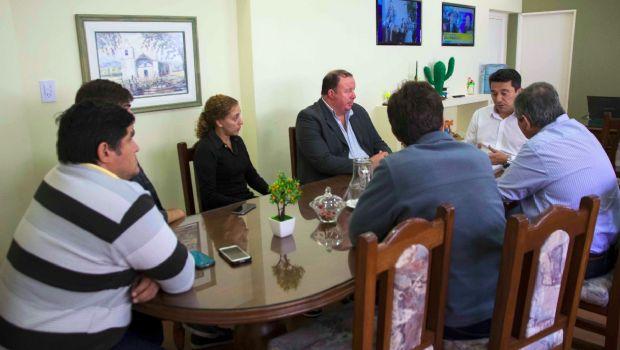Encuentro en FME por el Plan Belgrano