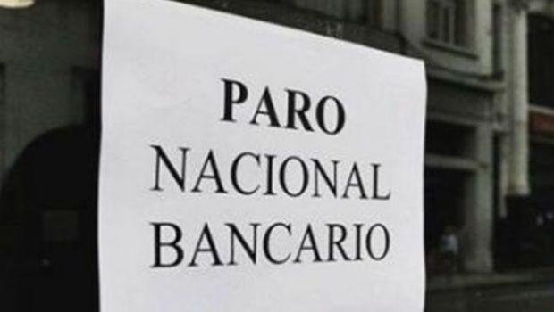 Martes y miércoles sin bancos