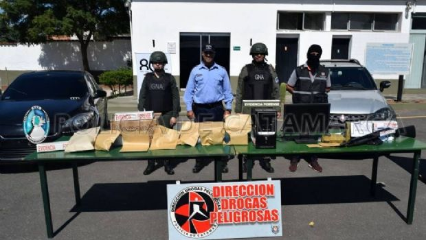 Detienen a banda narco vip liderada por abogado