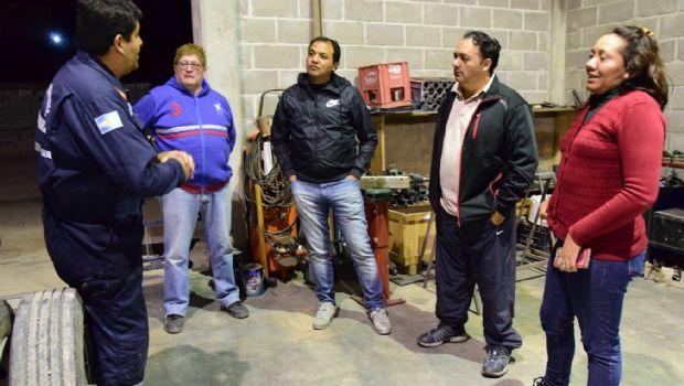 Gran respaldo a los Bomberos Voluntarios de Santa María