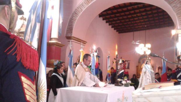 """Llamado a """"defender la vida"""" ante la Virgen de la Merced"""