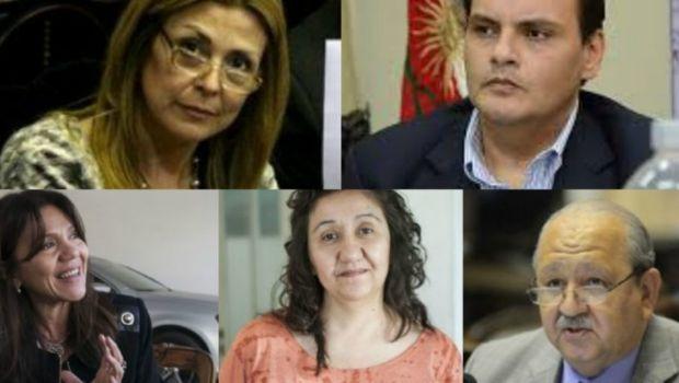 El proyecto que unió a los cinco diputados nacionales por Catamarca