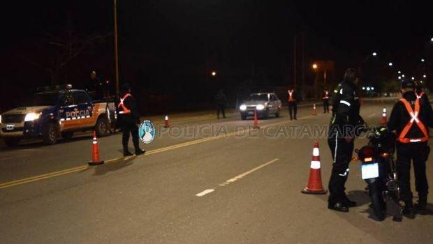 Más de 40 vehículos secuestrados, un demorado y dos arrestados