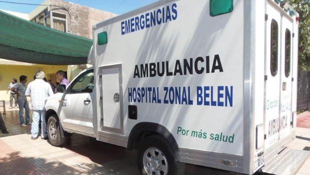 Adolescente recibió una golpiza de su novio y terminó en el hospital